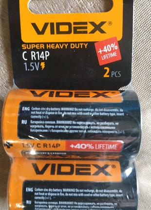 R14 батарейки
