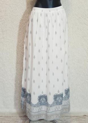 Шикарная юбка из вискозы 20р