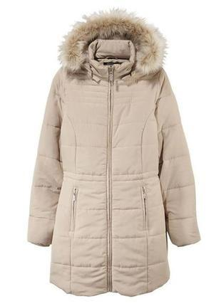 Зимняя женская куртка пальто парка