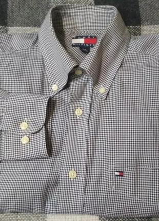 Рубашка Tommy Hilfinger S оригинал