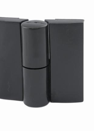 Фурнитура для туалетных перегородок - комплект 18/100 черный