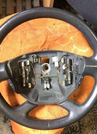 Б/у руль, рулевое колесо, 8200004211, Renault , Рено,
