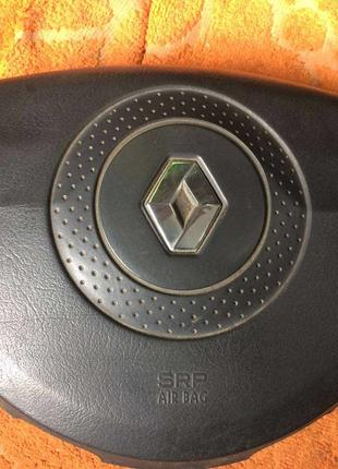Б/у подушка airbag водителя 8200102820A Renault , Рено