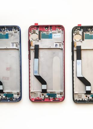 Xiaomi Redmi Note 7  дисплейный модуль в рамке, экран