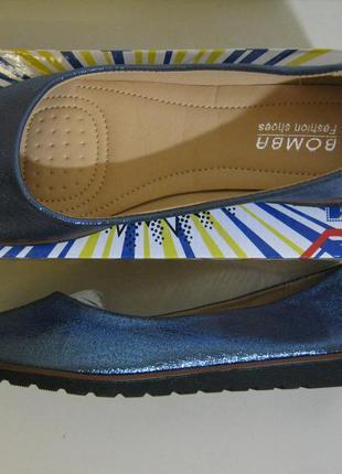 Туфли весенне - летние новые