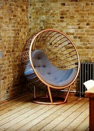 Кресло шар лофт кресло сфера на ножке  ball chair дизайнерское