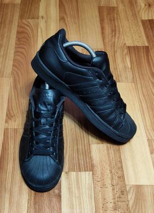 Кроссовки adidas originals superstar (26,5 см)