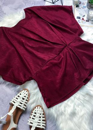 Красивенная атласная блуза new look new look