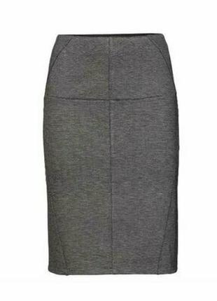 Стройнящая юбка карандаш миди esmara германия