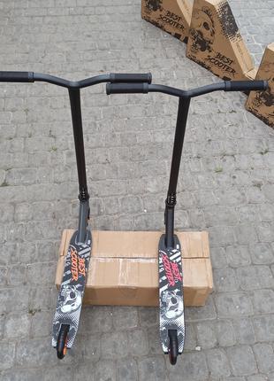 Трюковий самокат Best scooter