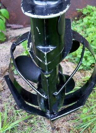 Защита винта от водорослей и ударов