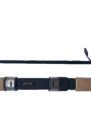 Спінінг Etovei Finesse Carbon 270, 2 ч, тест: 5-25г.