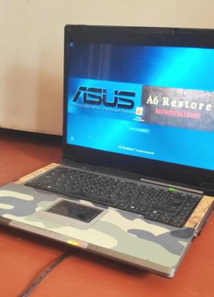 2-х дисковый ноутбук с Intel T7200  по цене б/у  видеокарты