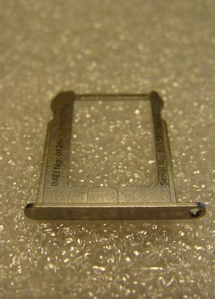 Продам SIM оригинальный лоток для iPhone 4/4S