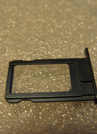 Продам оригинальный SIM лоток для iPhone 5