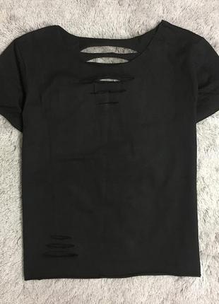 Новая женская футболка. размер xs-s