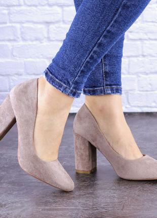 Туфли женские Nutella 35-40