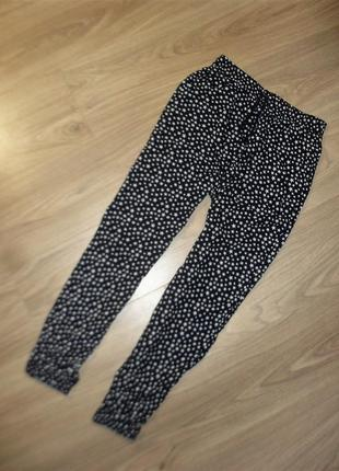 Легкие брюки на 10-11лет