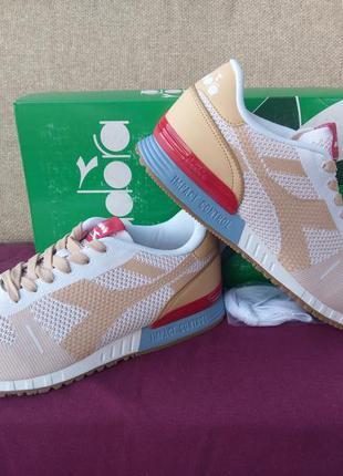 Diadora. оригинал. итальянские кроссовки.
