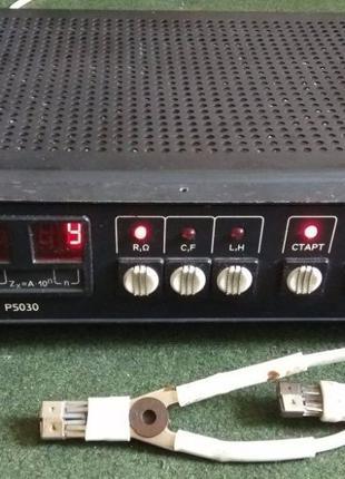 Измеритель RCL Р5030