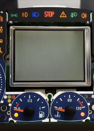 Ремонт панель приборов щиток приборов IVECO Stralis Ивеко Стралис