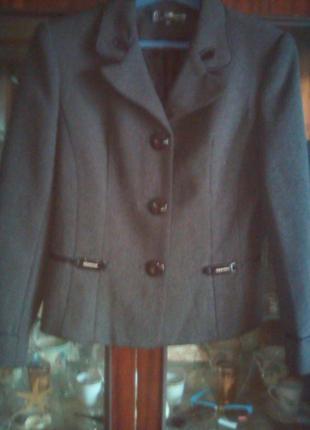 Деловой офисный школьный пиджак-италия