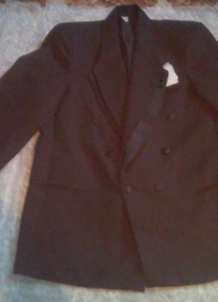 Пиджак для торжества-большого размера-италия