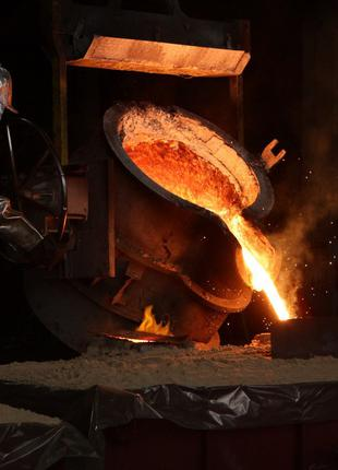Литье черных металлов на заказ