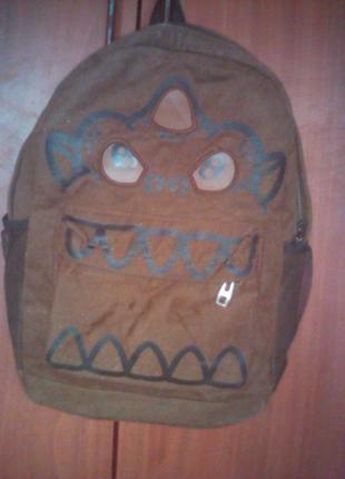 Крутой рюкзак в этно стиле