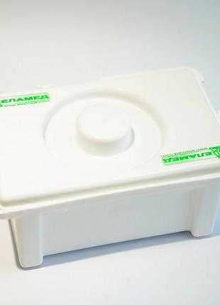 Емкость-контейнер полимерный ЕДПО3-01 предназначен для дезинфекци