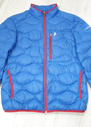 Куртка микропуховик peak performance