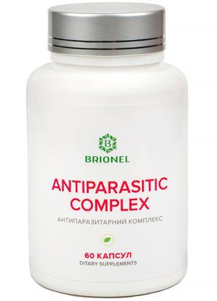 Антипаразитарный комплекс, Brionel, 60 капсул