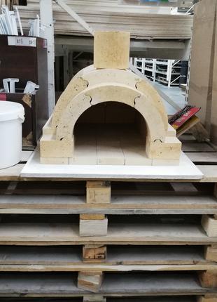Каменная печь для пицы Girtex Maestro