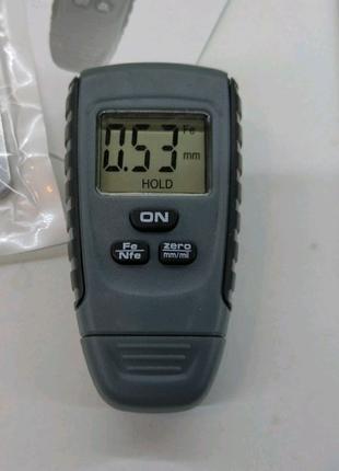 Толщиномер лакокрасочного покрытия RM760