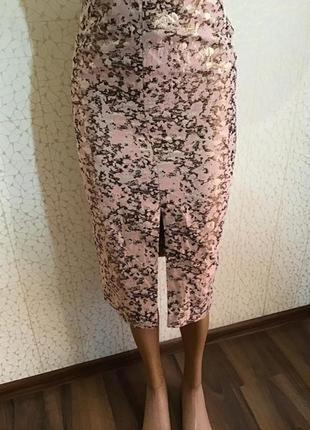 Шикарнейшая 🔥❤️летняя юбка карандаш