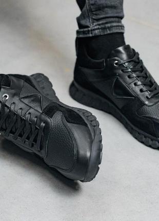 👟 кроссовки мужские натуральная кожа 👟