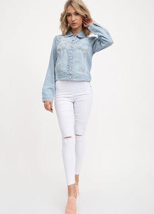Джинсовая куртка женская, жіноча джинсова куртка, распродажа, ...