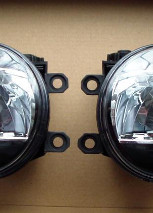 Противотуманные LED-фары Toyota Camry V70, 50, 40, Corolla , Lex.