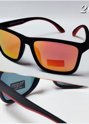 Стильные солнцезащитные мужские очки