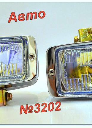 Фары дополнительного света 3202 хром