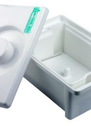ЕДПО-1-01. Емкость-контейнер для дезинфекции мединструментов 1л.