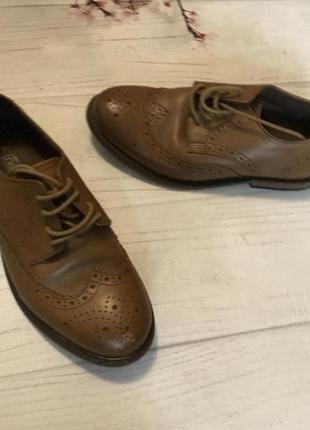 Туфли оксфорды лоферы модные