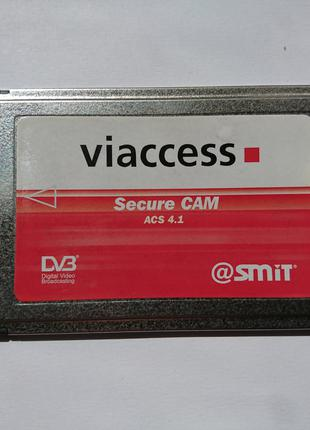 Viaccess Secure CAM ACS 4.1 модуль условного доступа
