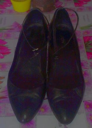 Туфли на ремешках бренд