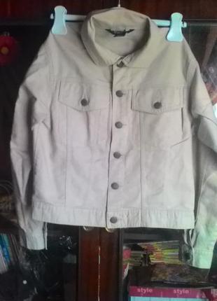 Куртка -ветровка под джинс-тайвань(s-m)