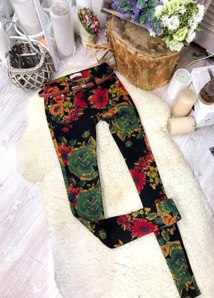 Супер стильные, качественные брючные джинсы