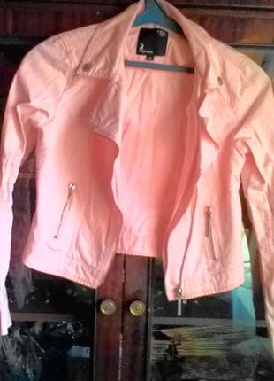 Куртка-косуха-ветровка под джинс