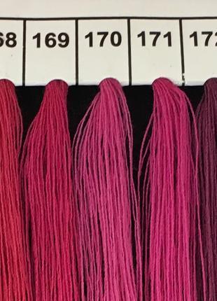 Швейная нить ТМ Sofia 40S\2, 5000 и 4000 ярдов