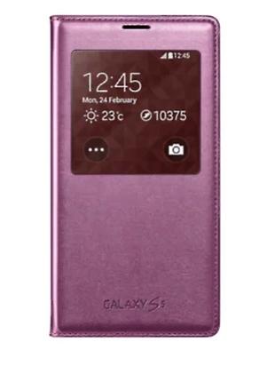 Чехол для телефона Samsung S5 Metallic Pink-Оригинал!