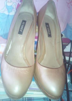 Супер туфли  vero cuoio